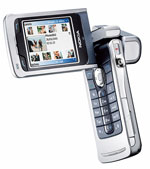 Nokia N90 cell phone review