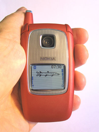 Nokia 6103 clamshell