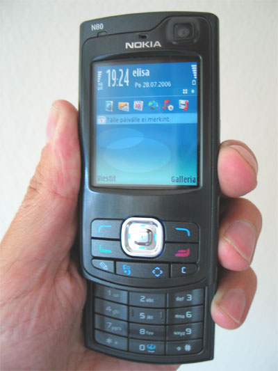 December Phone 2006 Review Cell