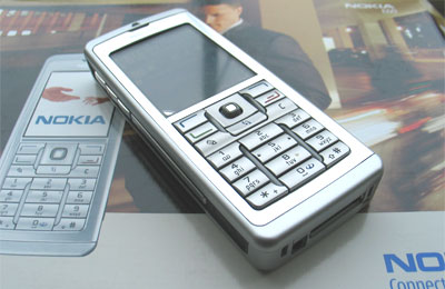 Nokia E60 review