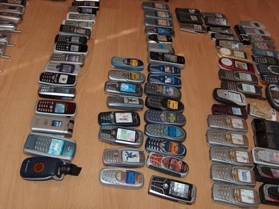 Cell Phone Collection